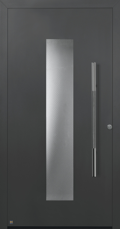 Motiv 650 Thermo Safe in Farbton CH 703 Anthrazit, strukturiert